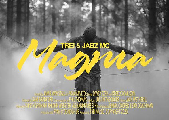 TREi & Jabz MC – Magma (New Zealand) by