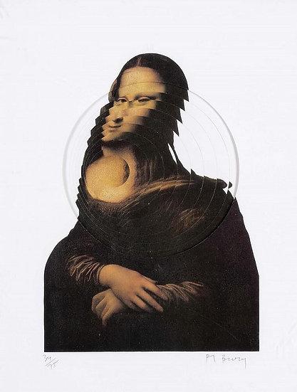 Pol Bury - La Joconde (1992) - Signed and numbered