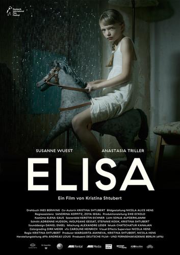 Elisa (Germany) by Kristina Kean Shtubert