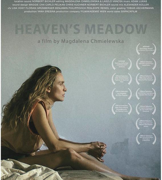 Heaven's Meadow (Austria) by Magdalena Chmielewska