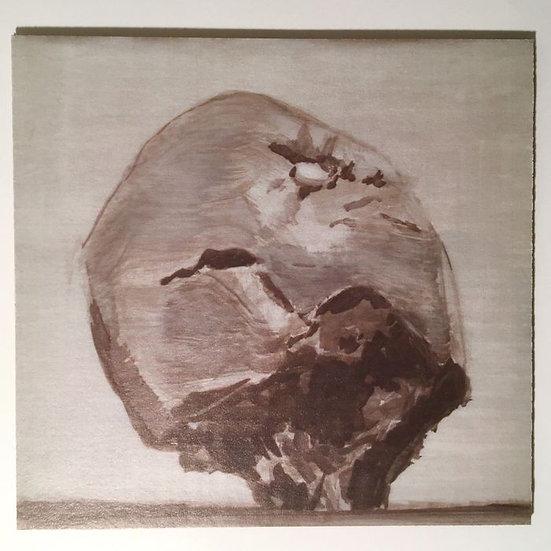 Luc Tuymans Apple Hand signed print Buy art Online Affordable art Europe Belgium