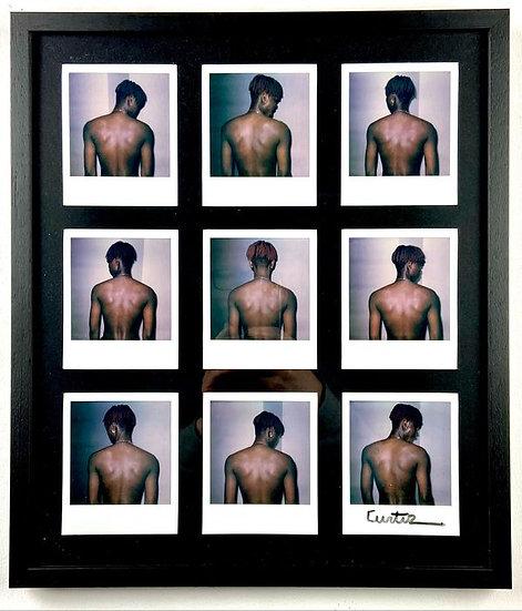 Curtiz Madison Series of Polaroids Hand Signed Kris De Meester Buy art Online Europe Belgium Affordable art
