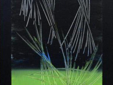 The Lyric Abstraction by Hans Hartung