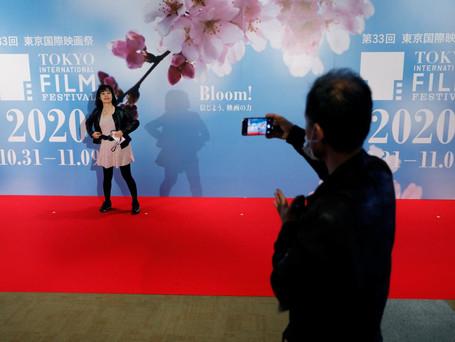 Scaled-down Tokyo Film Festival kicks off amid Covid-19