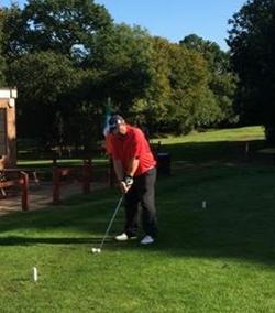 Adult Green Fee 9 holes golf