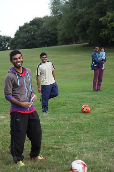18 Holes FootGolf (Adult)