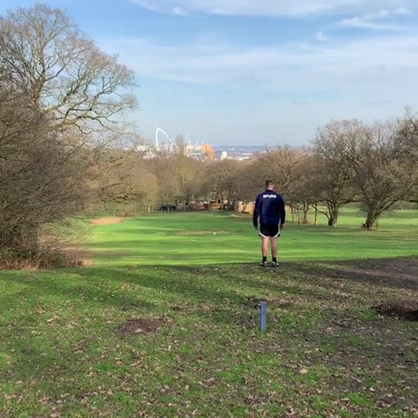 #fore The 18th at #horsendenhill.mp4