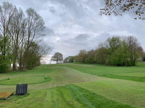9th FootGolf Hole at The Xtreme Events V