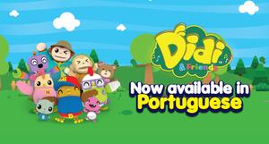 didi & friends portuguese