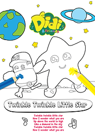 Twinkle Twinkle Little Star [Color]-01.p