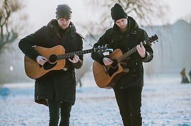 Calin & Hendrik: Duo für Hochzeiten und andere Events