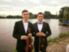 8StringsonFire: Duo für Hochzeiten und andere Events