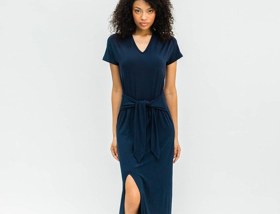 Tee Shirt Dress Navy