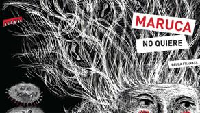 """Video de cómo hice el libro """"Maruca no quiere"""" y audiolibro"""