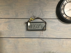 The Three Things: Welcome