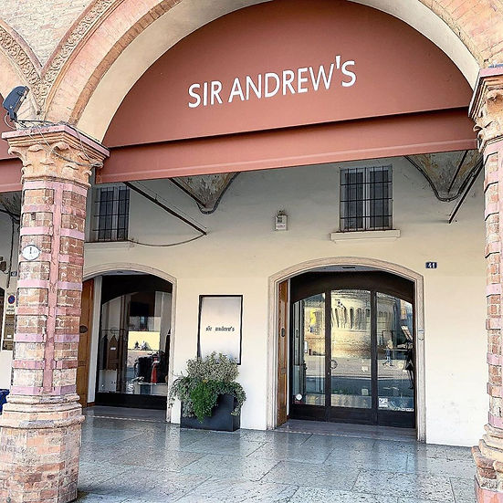 SIR ANDREW'S