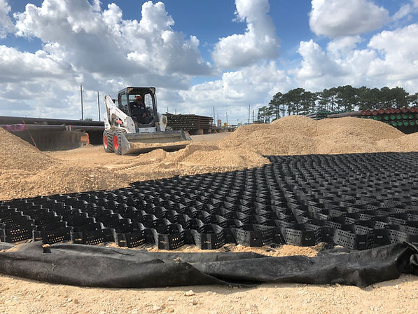 Load Support and Soil Stabilization