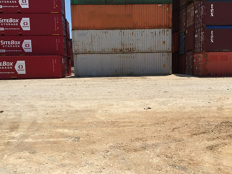 Equipment Yard Stabilization