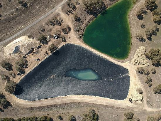 EnviroGuard Liner Pond