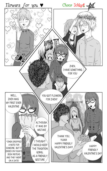 Flowers For You! Pg. 3