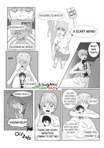 A Scary Movie
