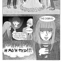 Haunted Pg. 1