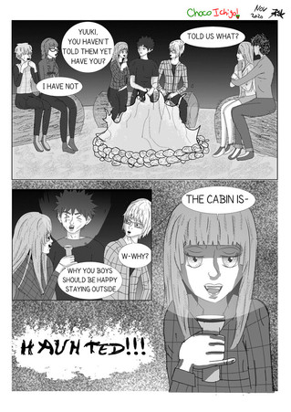 Haunted Page 1