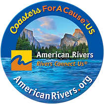 Coasters For A Cause | American Rivers
