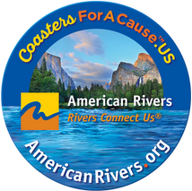 Coasters For A Cause   American Rivers