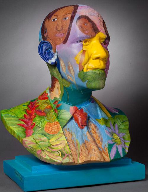 Philemona Williamson, artist