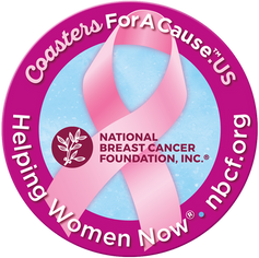 Coasters For A Cause | National Breast Cancer Foundation