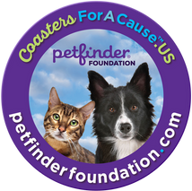 Coasters For A Cause   Petfinder Foundation