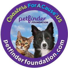 Coasters For A Cause | Petfinder Foundation