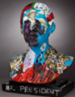 Najee Dorsey, artist