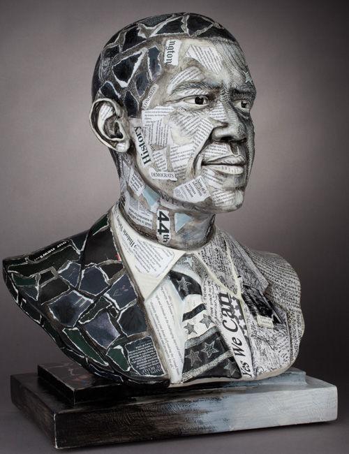 Larry Poncho Brown, artist