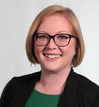 Amanda Funk, Grants & Media Manager.