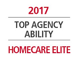 BAYADA Top Homecare Agency Award