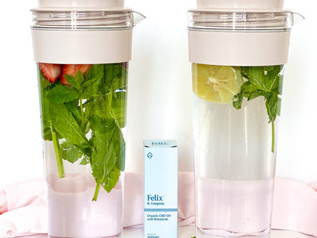CHILL OUT WATER AND HYDRATE