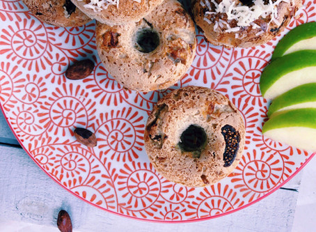 ARROWROOT COCONUT FIG DONUTS by @charissa_and_co_wellness