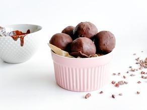 KETO GINGER CHOCOLATE BITES