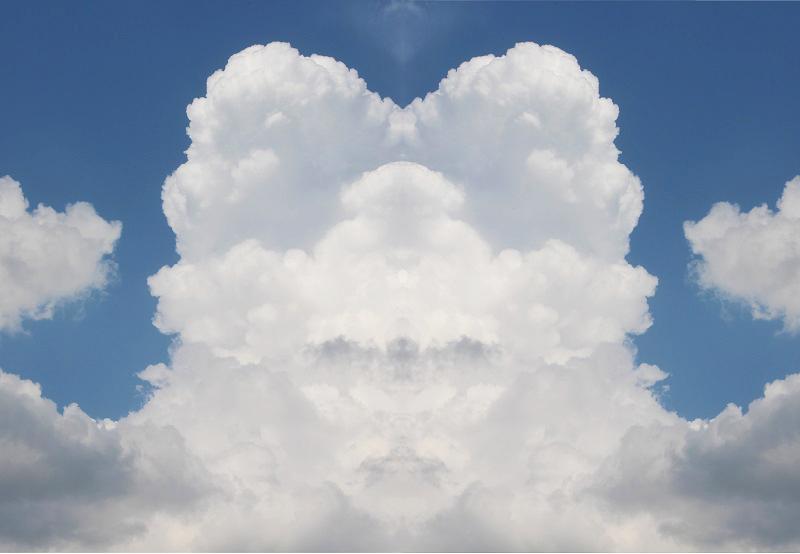 Gesicht des Himmels