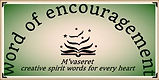 creative spirit filled words for every heart logo