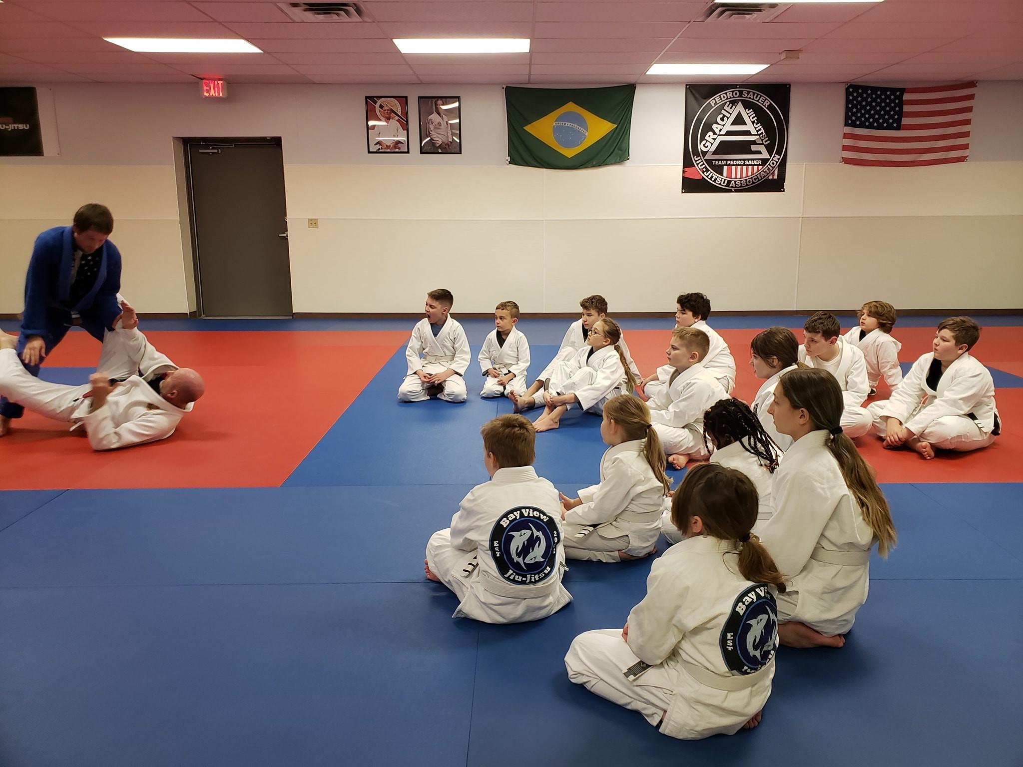 Youth Jiu Jitsu