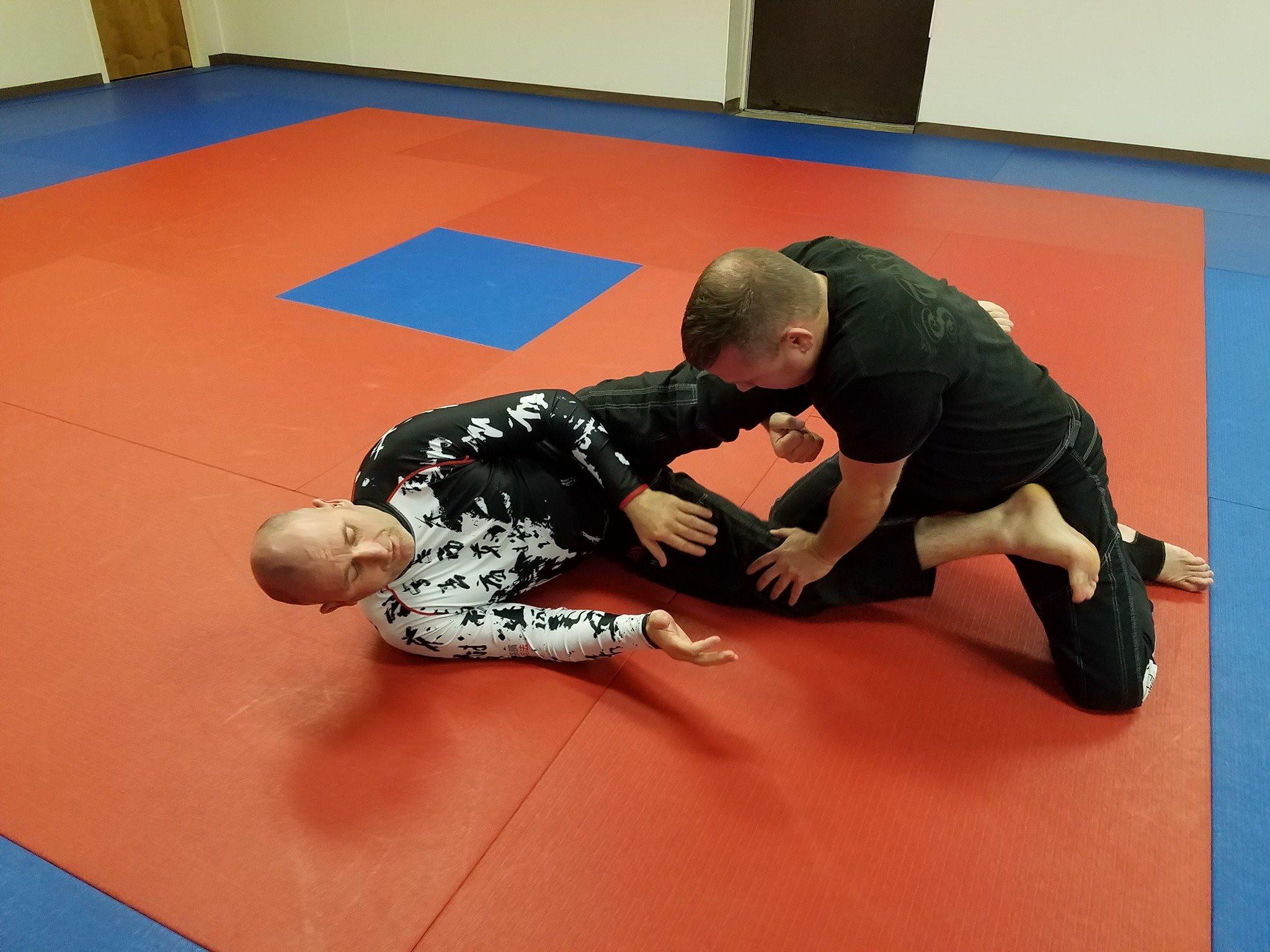 Self Defense (Vale Tudo)