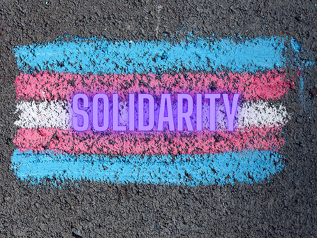 Statement in Support of Trans and Nonbinary Communities at Sussex