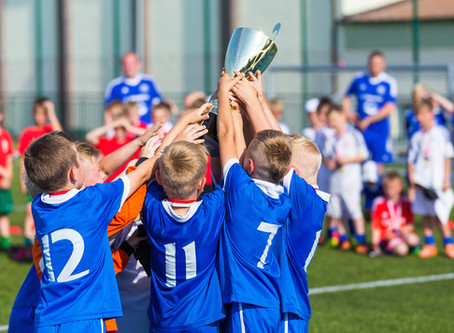 Good Moral Character and Self Esteem in Youth Sports