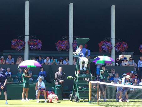 The Myth Behind Sport Psychology at Wimbledon