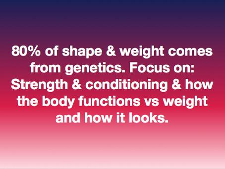 Female Athlete Body Image