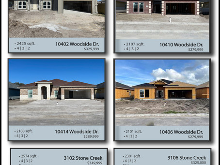 Annaville Texas | New subdivision