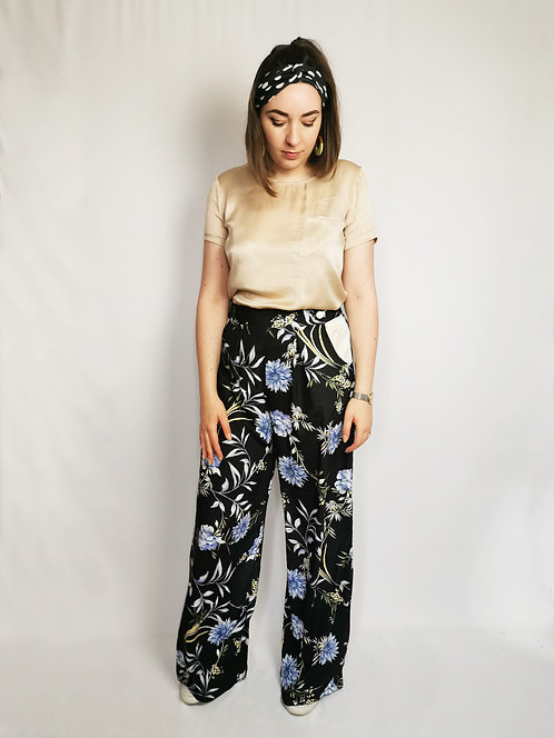 Collect Me Made to Order - Wide Leg Trousers